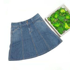 GAP Jeans Denim Skirt